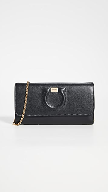 Salvatore Ferragamo Gancio City Mini Bag