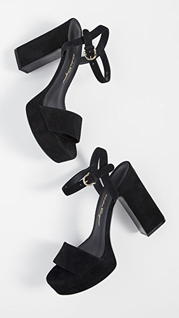 Salvatore Ferragamo Trento 2 Sandals