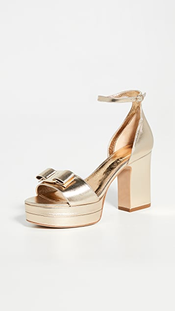 Salvatore Ferragamo Eclipse Sandals