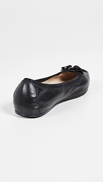 Salvatore Ferragamo My Joy Flats