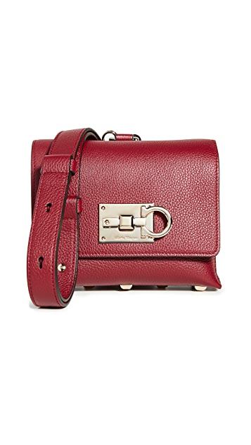 Salvatore Ferragamo The Studio Convertible Bag