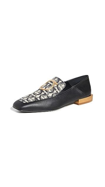 Salvatore Ferragamo Lana 浅口船鞋