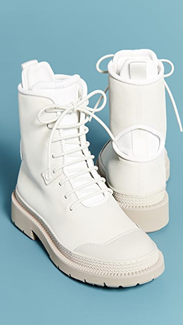 Salvatore Ferragamo Tolk Boots