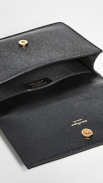Salvatore Ferragamo The Gancini Top Handle Bag