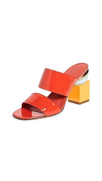 Salvatore Ferragamo Lotten 凉鞋