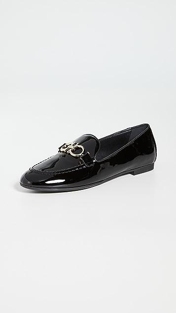 Salvatore Ferragamo Trifoglio 船鞋