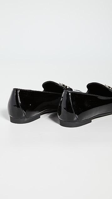 Salvatore Ferragamo Trifoglio Loafers