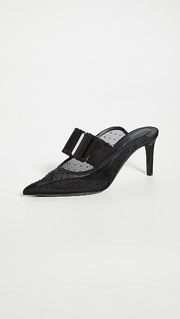 Salvatore Ferragamo Zelda Pois 浅口鞋