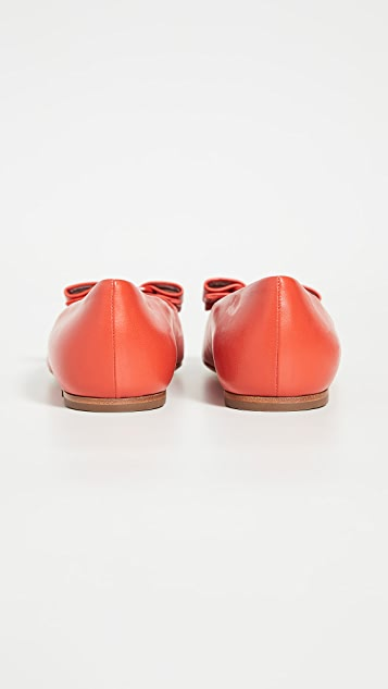 Salvatore Ferragamo Varina 平底鞋
