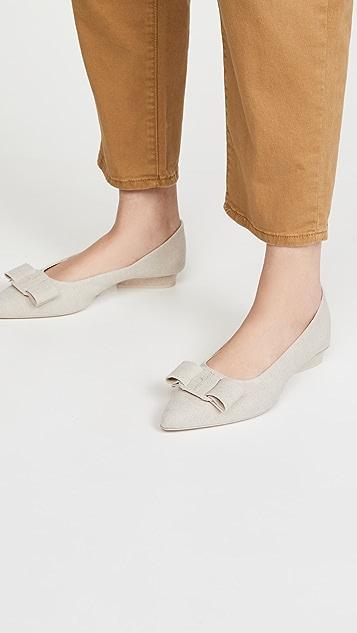 Salvatore Ferragamo Viva 平底鞋