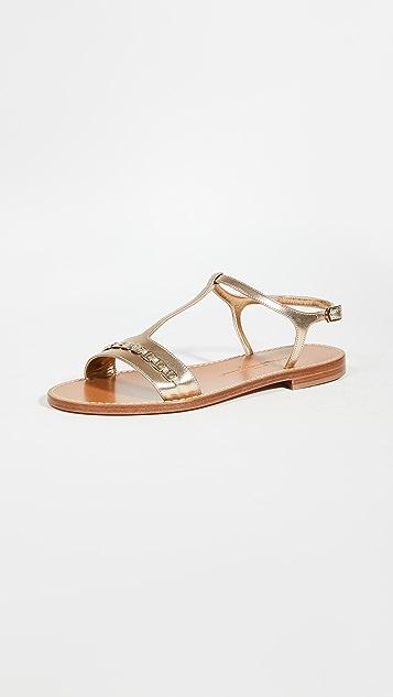 Salvatore Ferragamo Tremiti Sandals