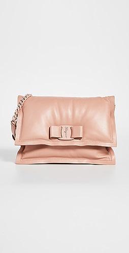 Salvatore Ferragamo - Viva Puffy Shoulder Bag