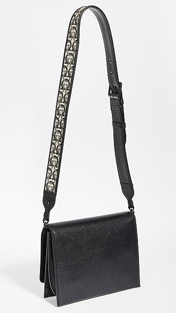 Salvatore Ferragamo Trifolio Crossbody Bag