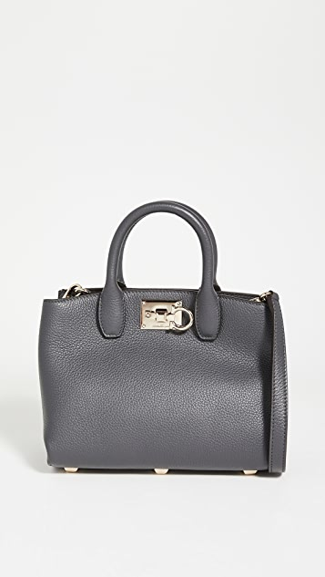 Salvatore Ferragamo The Mini Studio Satchel