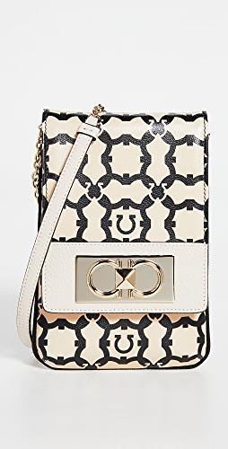 Salvatore Ferragamo - Gancio Galor Mini Crossbody Bag