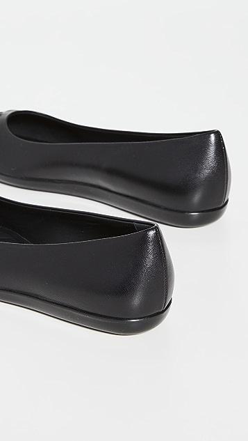 Salvatore Ferragamo 菲拉格慕 Peony 芭蕾平底鞋