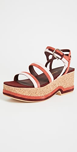 Salvatore Ferragamo - Mysen Sandals