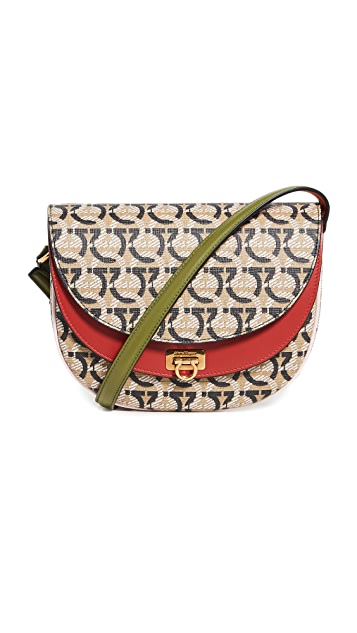 Salvatore Ferragamo Travel Crossbody Bag
