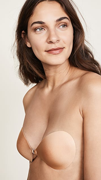 Fashion Forms Seamless Push Up Bra