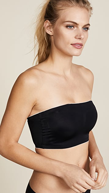 Fashion Forms Laser Cut Bandeau Bra