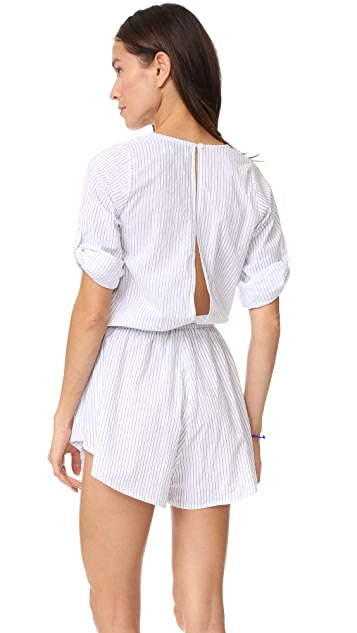 FAITHFULL THE BRAND Sunkissed Romper
