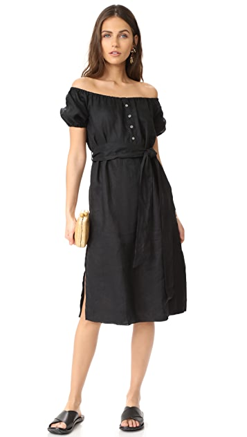 FAITHFULL THE BRAND Figuera Dress