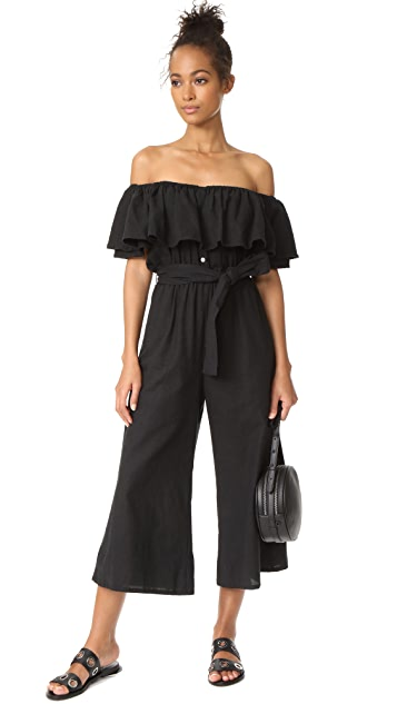 FAITHFULL THE BRAND Holiday Jumpsuit