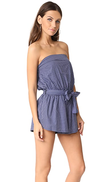 FAITHFULL THE BRAND Dona Romper
