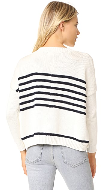 FAITHFULL THE BRAND Monaco Knit Sweater
