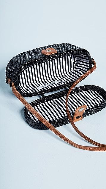 FAITHFULL THE BRAND Camila Cross Body Box Bag