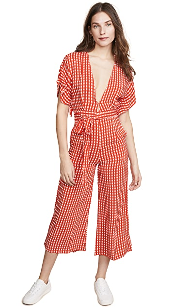 FAITHFULL THE BRAND Cedric Jumpsuit