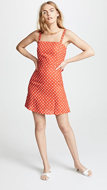 FAITHFULL THE BRAND Stepper Dress