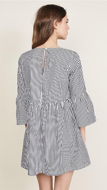 FAITHFULL THE BRAND Pheobe Stripe Dress