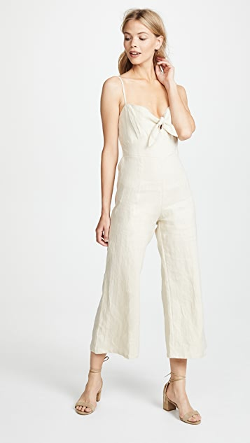 afe1562a545 FAITHFULL THE BRAND Presley Jumpsuit ...