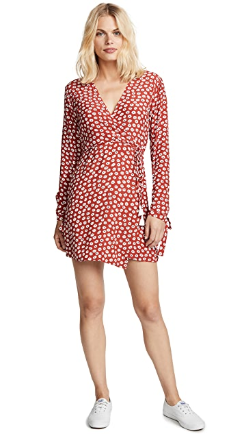 FAITHFULL THE BRAND Poppy Dress