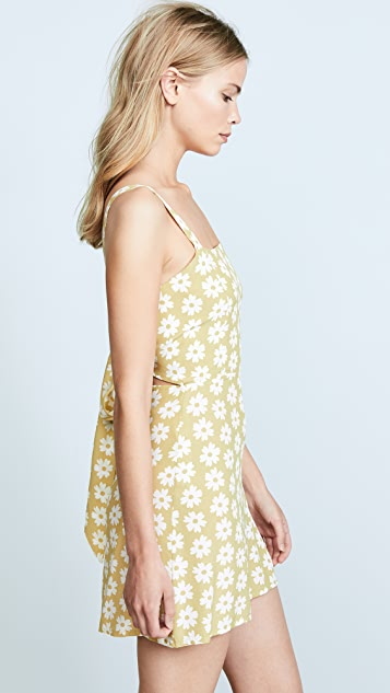 FAITHFULL THE BRAND Ischia Dress