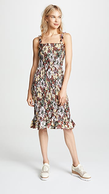 16271feaeff6 FAITHFULL THE BRAND Maya Midi Dress ...