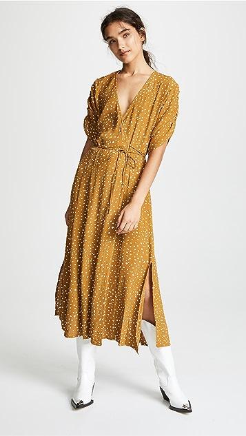 f5d64b04 FAITHFULL THE BRAND Chiara Midi Dress | SHOPBOP