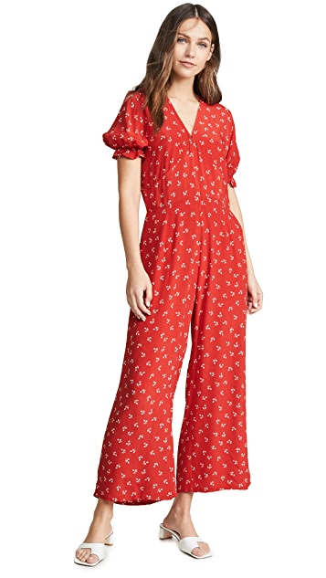 FAITHFULL THE BRAND Mallory Jumpsuit