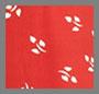 Jeanne 印花樱桃