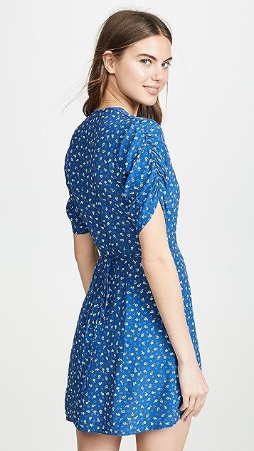 FAITHFULL THE BRAND La Rochelle Mini Dress