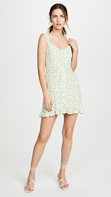FAITHFULL THE BRAND Lou Lou Mini Dress
