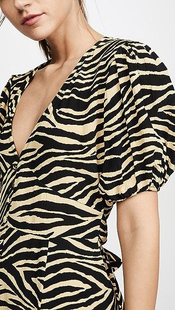 FAITHFULL THE BRAND Ilia Mini Dress