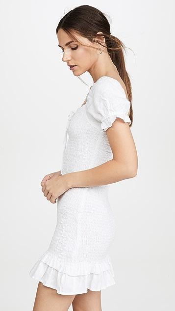 FAITHFULL THE BRAND Мини-платье Cette