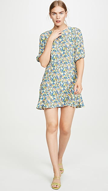 FAITHFULL THE BRAND Jeanette Dress