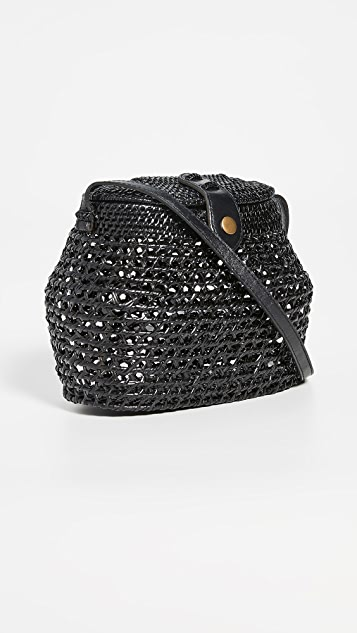 FAITHFULL THE BRAND Paloma Shoulder Bag
