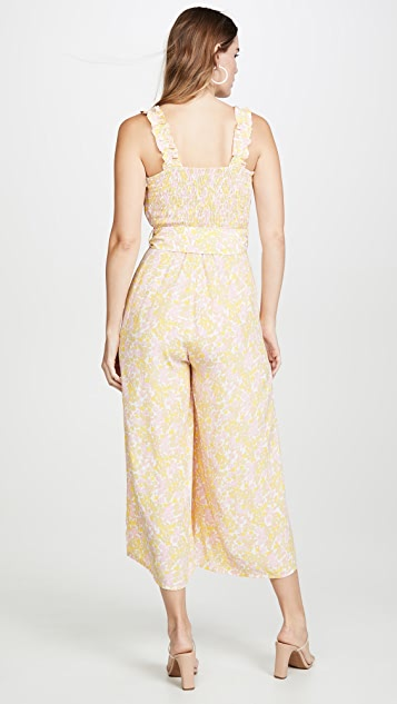 FAITHFULL THE BRAND Dolores Jumpsuit