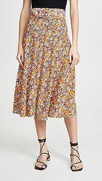 Luda Midi Skirt