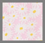 Dusty Floral Print Pink