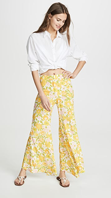 FAITHFULL THE BRAND Marise Pants